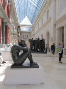 Metropolitan Art Gallery, New York City