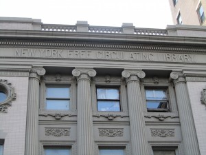 New York City Free Circulating Library
