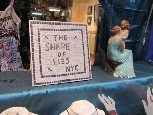 New York City shop window