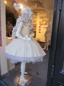 San Francisco Art Moment: Porcelain Life Sized Doll